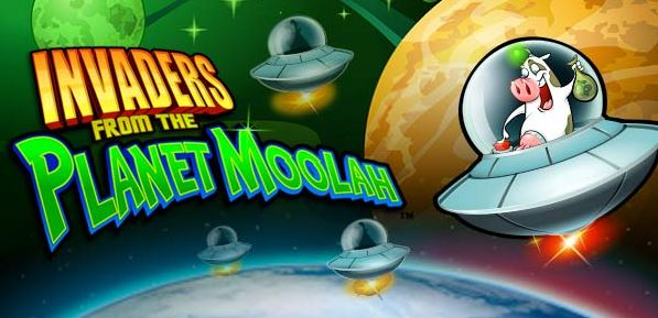 Invaders From The Planet Moolah Cheats